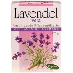 Kappus Lavendel Vera Pflanzenoelseife