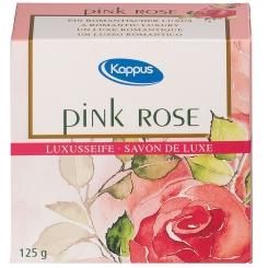 Kappus Pink Rose Luxusseife