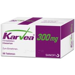 Karvea 300 mg Tabletten