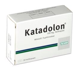 Katadolon Kapseln