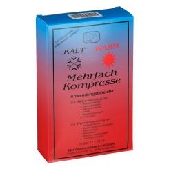 KDA® Mehrfachkompresse