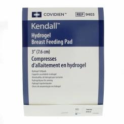 Kendall Hydrogel Breast Feeding Pad