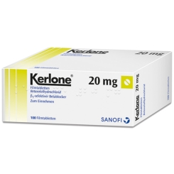 Kerlone 20 mg Filmtabletten