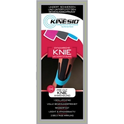 KINESIO® Pre-Cut Knie