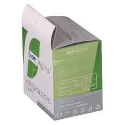 Kinesio tape original Kinesiologic Tape grün 5 cm x 5 m