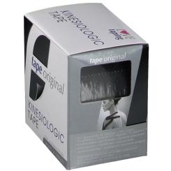 Kinesio tape original Kinesiologic Tape schwarz 5 cm x 5 m