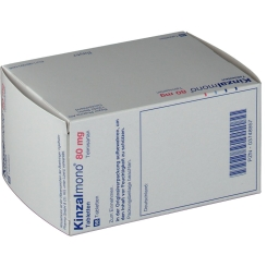 Kinzalmono 80 mg Tabletten