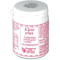 Kleie Plus Weizenkleie Tabletten