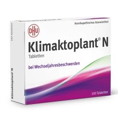 Klimaktoplant® N + Klimaktoplant® Kosmetiktasche GRATIS