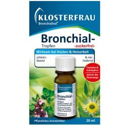 KLOSTERFRAU Broncholind® Bronchial-Tropfen zuckerfrei