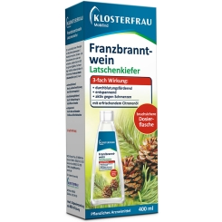 KLOSTERFRAU Franzbranntwein Latschenkiefer Dosierflasche