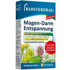 KLOSTERFRAU Magen-Darm Entspannung gelatinefrei