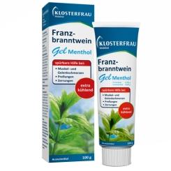 KLOSTERFRAU Mobilind Franzbranntwein Gel Menthol