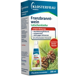 KLOSTERFRAU Mobilind Franzbranntwein Latschenkiefer