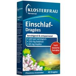 KLOSTERFRAU Nervenruh Einschlaf-Dragées