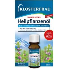 KLOSTERFRAU Original Japanisches Heilpflanzenöl