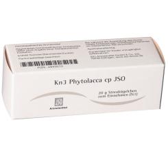 Kn3 Phytolacca cp JSO Globuli