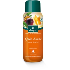 Kneipp® Aroma-Pflegeschaumbad Gute Laune Maracuja Grapefruit