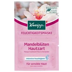 Kneipp® Feuchtigkeitsmaske Mandelblüten Hautzart