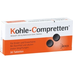 Kohle-Compretten® Tabletten