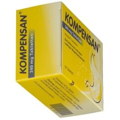 KOMPENSAN® 340 mg