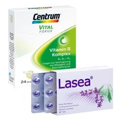 Konzentrationsset Centrum Vital Fokus & Lasea®