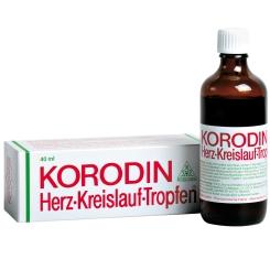 KORODIN® Herz Kreislauf Tropfen