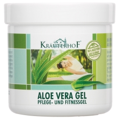 kr uterhof aloe vera pflege und fitness gel shop. Black Bedroom Furniture Sets. Home Design Ideas