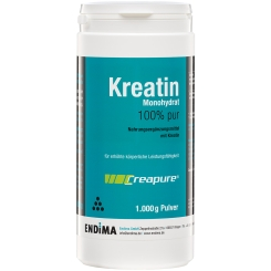 Kreatin Monohydrat 100% Pur Pulver
