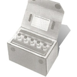 Kühltasche für Insulinspritzen leer