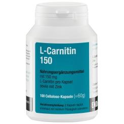L-Carnitin 150 Kapseln