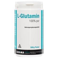L-GLUTAMIN 100% Pur Pulver