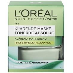 L'Oreal Tonerde Absolue Klärende Maske