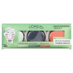L'Oreal Tonerde Absolue Multi Masking Set