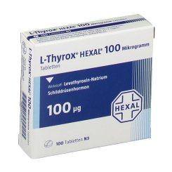 L-thyrox Hexal 100 Tabletten