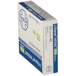L-thyrox Hexal 75 Tabletten