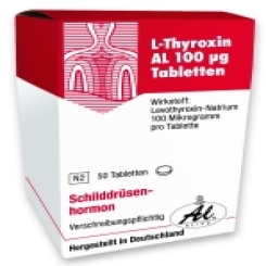 L-Thyroxin AL 100 µg Tabletten