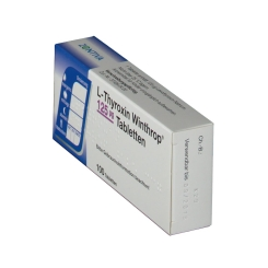 L-THYROXIN Winthrop 125 µg