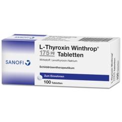L-THYROXIN Winthrop 175 µg