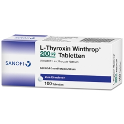 L-THYROXIN Winthrop 200 µg