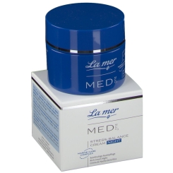 La mer MED Stress-Balance Cream Nachtpflege