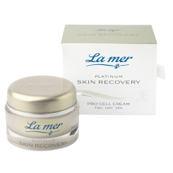 La mer Platinum Pro Cell Cream Tag