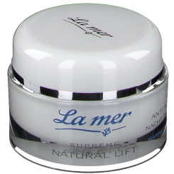 La mer Supreme Natural Lift Anti Age Cream Nacht ohne Parfüm