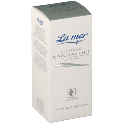 La mer SUPREME Natural Lift Anti Age Serum ohne Parfum