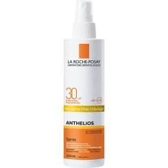 LA ROCHE-POSAY Anthelios LSF 30 Spray + After-Sun-Gel GRATIS