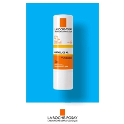 LA ROCHE-POSAY Anthelios XL LSF 50+ Lippenstick + After-Sun-Gel GRATIS
