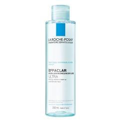 LA ROCHE-POSAY Effaclar Aqua Micelar Ultra Reinigungsfluid + 50 ml Schäumendes Reinigungsgel GRATIS