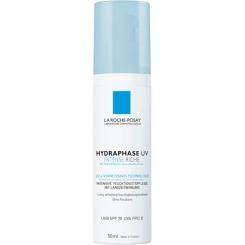 La Roche-Posay Hydraphase Intense UV Riche Reichhaltige UV Feuchtigkeitspflege + 50 ml Mizellen Reinigungsfluid GRATIS