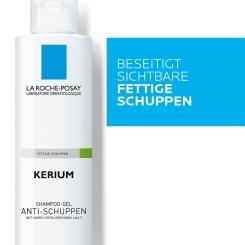 LA ROCHE-POSAY Kerium Anti-Schuppen Shampoo Gel