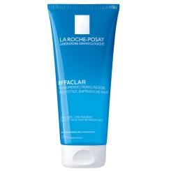 La Roche-Posay Schäumendes Reinigungsgel bei unreiner, fettiger Haut + Kosmetiktasche GRATIS